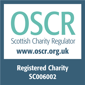 oscr logo and charity number
